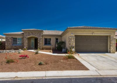 Located within the Amatista at Capri community of east Palm Desert. Beautifully remodeled and had lots of interest.   *Represented Seller