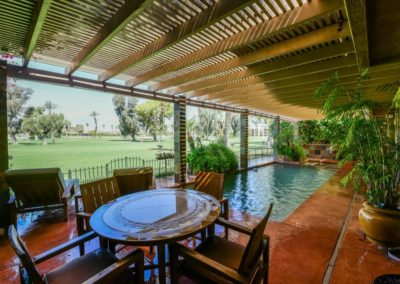 Located within the beautiful Indian Wells Country Club and situated directly on the golf course, we received a near full price offer within the first 14 days of having it on the market.   *Represented Seller