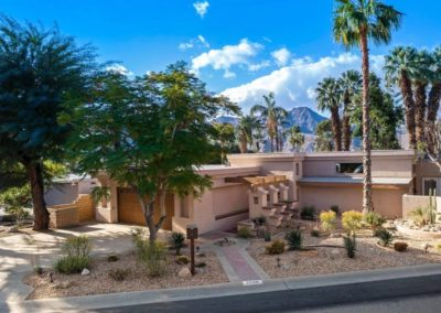 Walking distance to the Indian Wells Tennis Gardens. Sold for near full price after only 3 days of Open Houses and 9 days on the market!!   *Represented Buyer and Seller