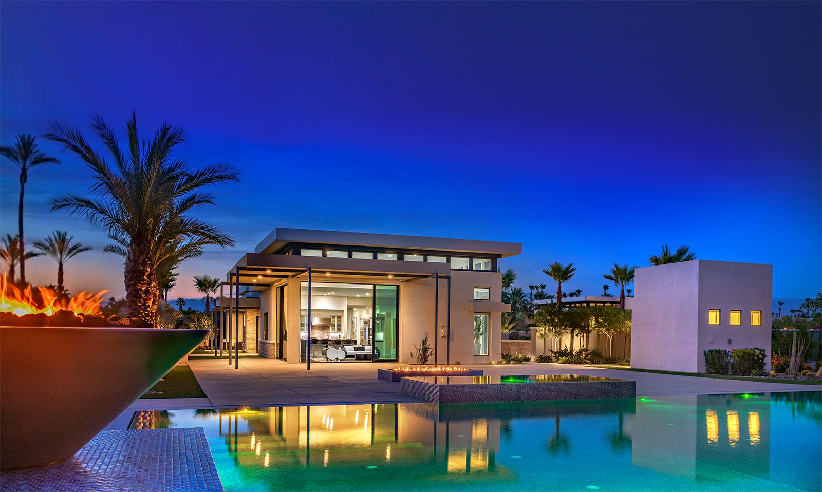 1 St. Petersburg Court in Rancho Mirage
